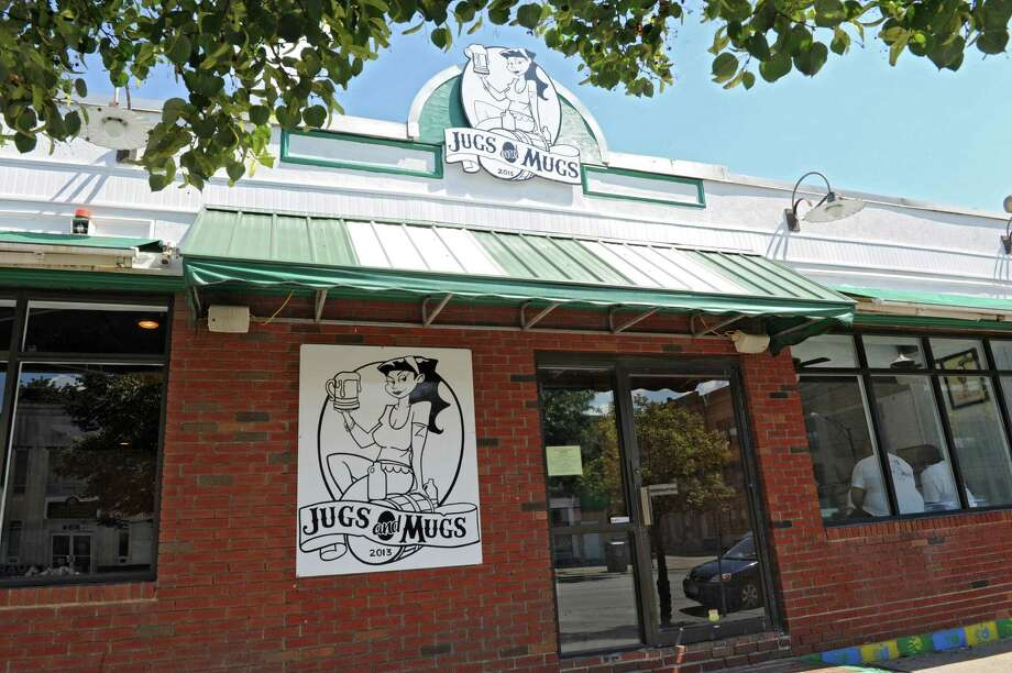 Exterior of Jugs & Mugs on Madison Ave. Friday, Aug. 16, 2013, in Albany. (Lori Van Buren / Times Union) Photo: Lori Van Buren / 00023538A