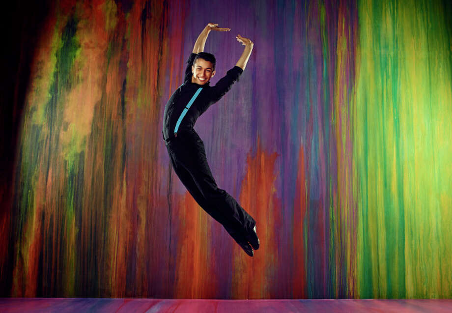 SO YOU THINK YOU CAN DANCE: Paul Karmiryan (21), is a Latin Ballroom dancer from Glendale, CA, on SO YOU THINK YOU CAN DANCE airing Tuesday, June 18 (8:00-10:00 PM ET/PT) on FOX. ©2012 Fox Broadcasting Co. CR: Mathieu Young/FOX