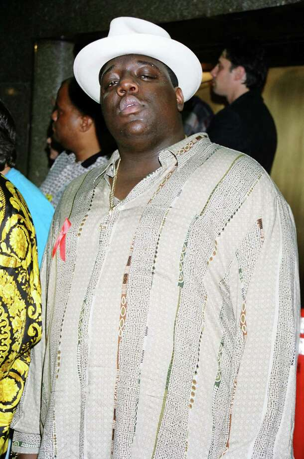 1995: Notorius B.I.G. aka Christopher Wallace. Photo: Jeff Kravitz, FilmMagic / FilmMagic