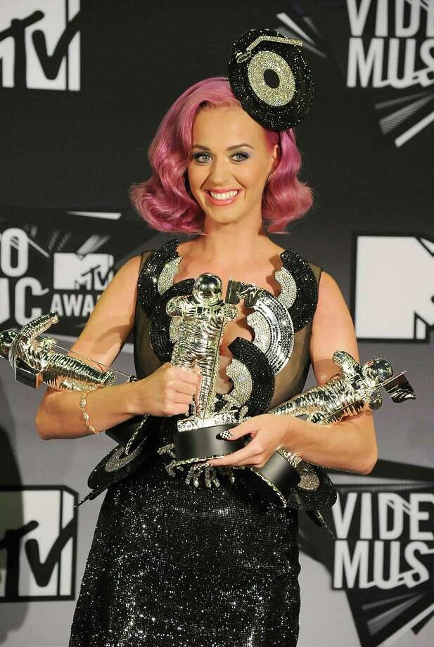 2011:  Katy Perry attends the show. Photo: Steve Granitz, WireImage / 2011 Steve Granitz