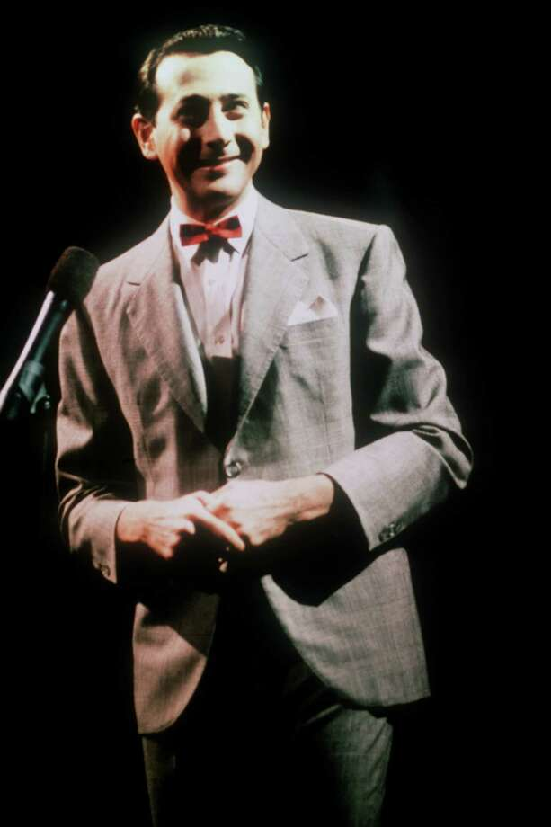 1991: Pee-Wee Herman returns. Photo: Frank Micelotta, Getty Images / Hulton Archive
