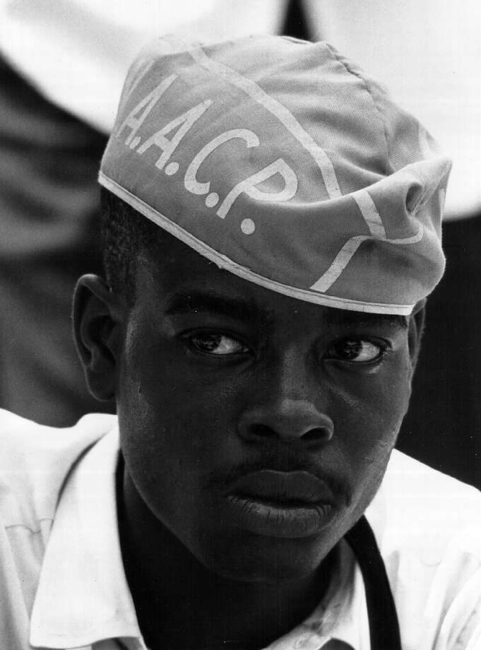A participant during the March on Washington for Jobs and Freedom, Washington. Photo: National Archives, Getty Images / Hulton Archive