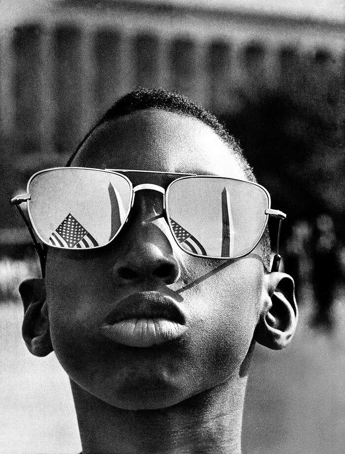 Austin Clinton Brown, 9, of Gainesville, Ga. Photo: AP / 1963 AP