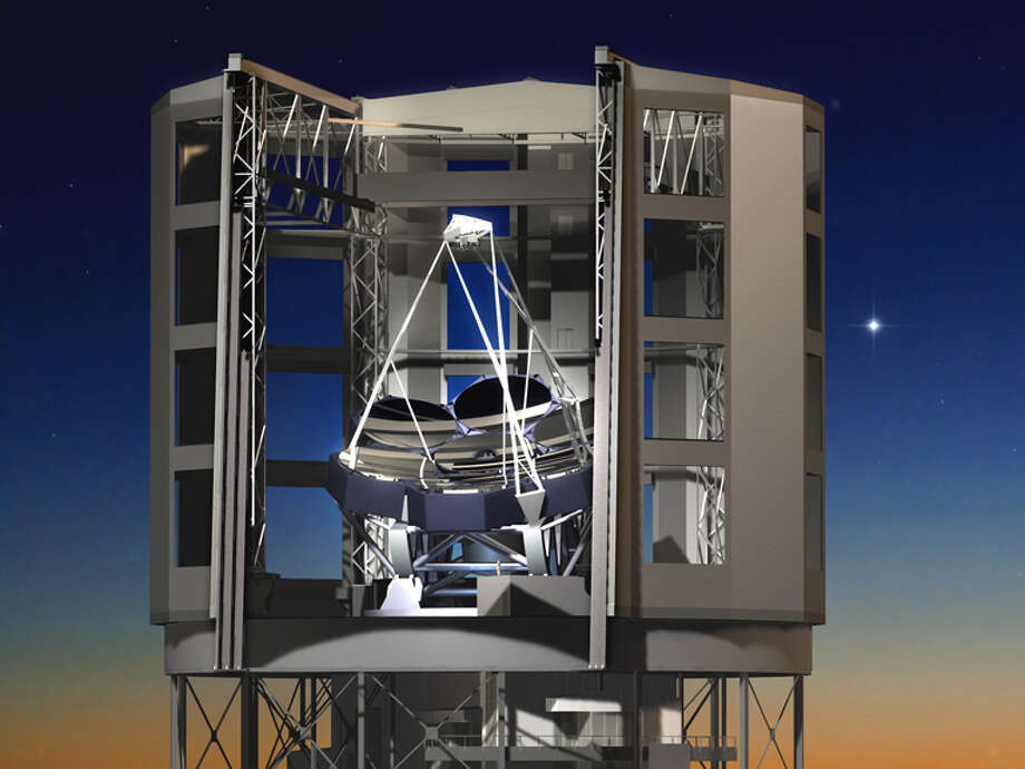 Giant Magellan Telescope (GMT) Photo: GMTO Corporation