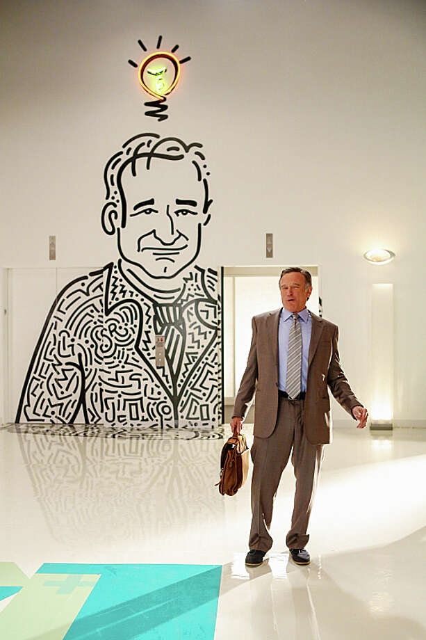 Robin Williams 'The Crazy Ones': $165,000 per episode  COMEDY Photo: Cliff Lipson, © 2013 CBS Broadcasting, Inc. All Rights Reserved. / Ã?© 2013 CBS Broadcasting, Inc. All Rights Reserved.