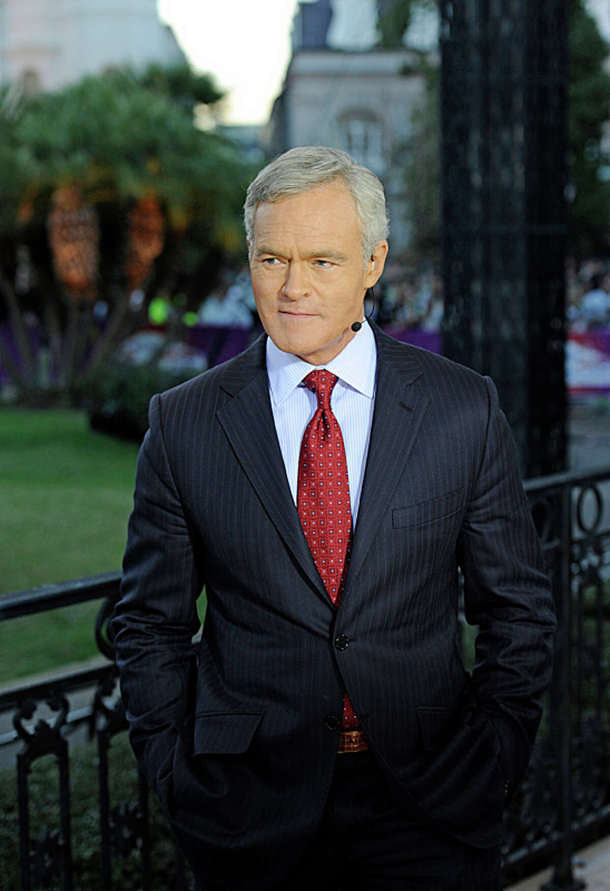 Scott Pelley, who earns $5 million per year with CBS News, is rumored to be on his way out as