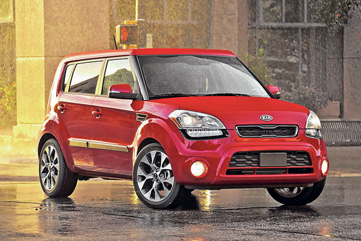 2013 Kia Soul! (photo courtesy Kia)