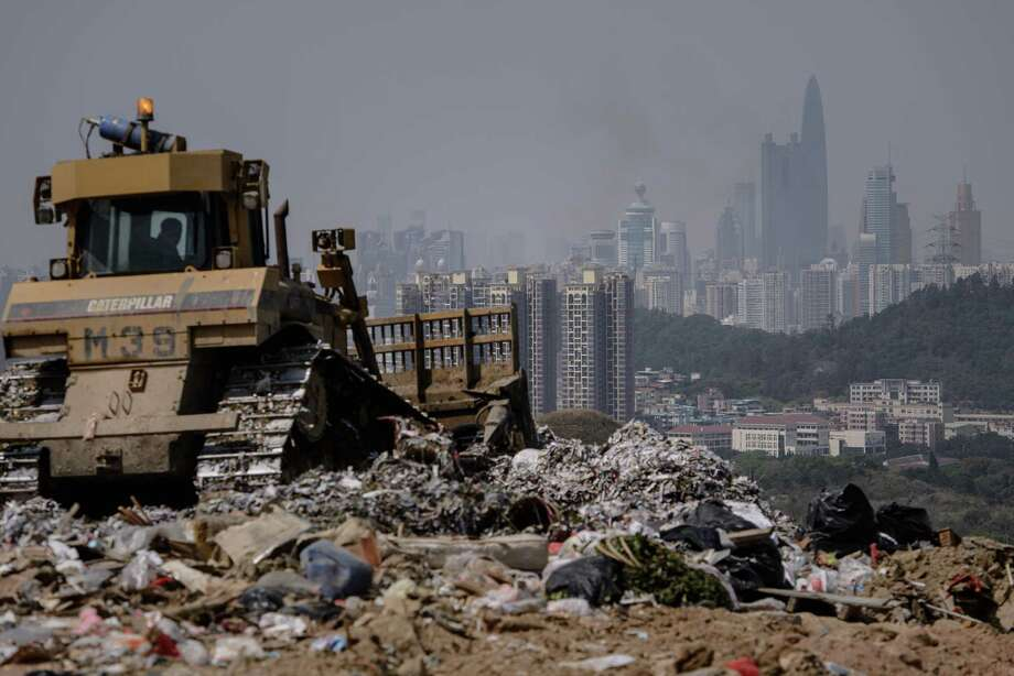 """Why Manolith thinks this job will exist:""""Earth's resources are finite and we could soon find ourselves having to mine our own landfills for precious metals and other materials.""""When Manolith thinks this job will exist: by 2025.Source:Manolith via PayScale.com Photo: PHILIPPE LOPEZ, AFP/Getty Images / 2013 AFP"""
