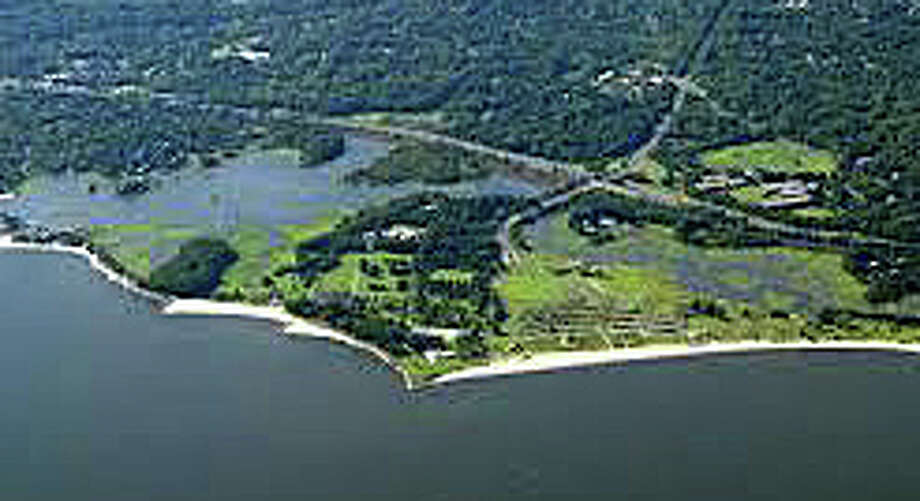 Sherwood Island State Park, off the Westport shoreline, will be the site of a celebration marking its centennial, the oldest in the state park system. Photo: Contributed Photo / Westport News contributed