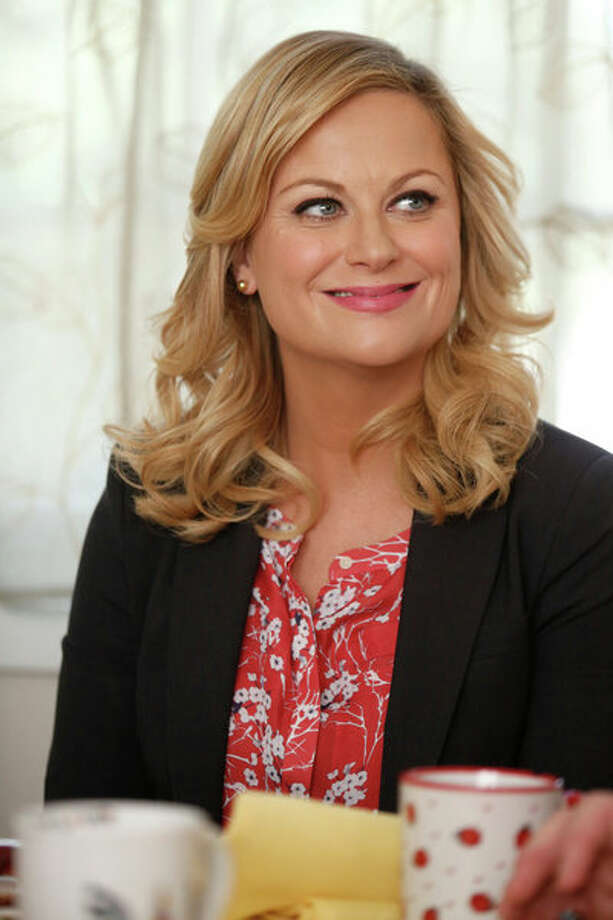 "Best Actress in a TV Series, ComedyAmy Poehler in ""Parks and Recreation"" Photo: NBC, Tyler Golden/NBC / 2013 NBCUniversal Media, LLC"