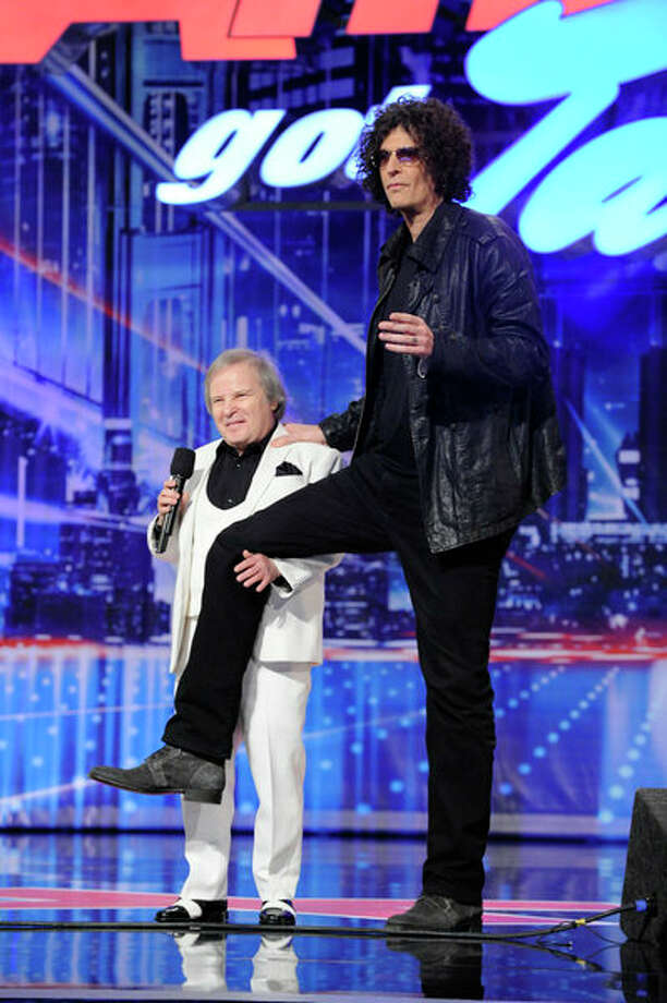 Howard Stern 'America's Got Talent': $15 million per year  REALITY Photo: NBC, Virginia Sherwood/NBC / 2012 NBCUniversal Media, LLC