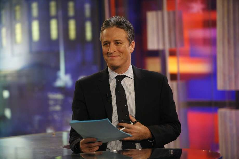 Jon Stewart 'The Daily Show': $25-30 million per year LATE NIGHT Photo: Comedy Central