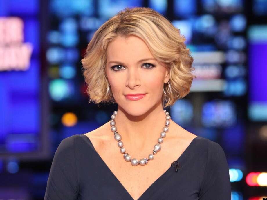 Megyn Kelly, Fox News Channel: $6 million per year NEWS Photo: Alex Kroke, AP