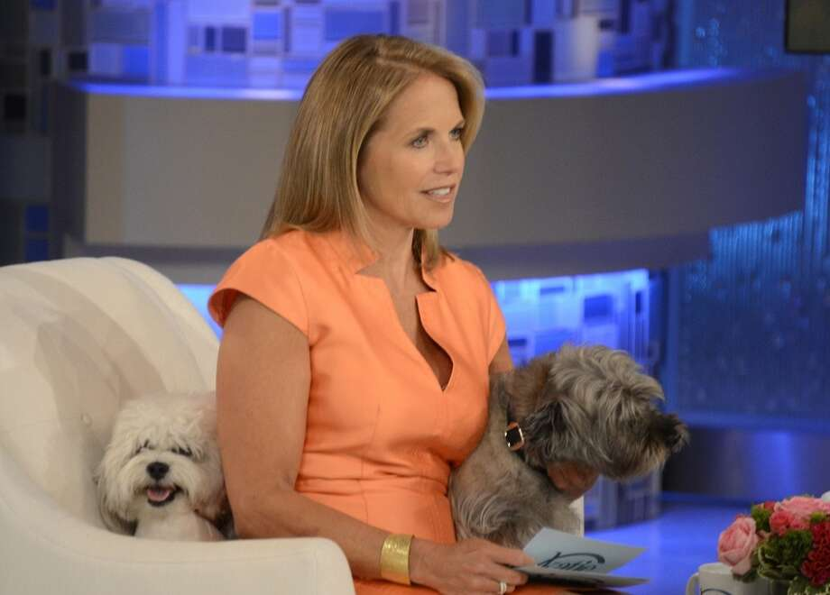 Katie Couric 'Katie': $10 million per year SYNDICATION Photo: Ida Mae Astute, Disney-ABC