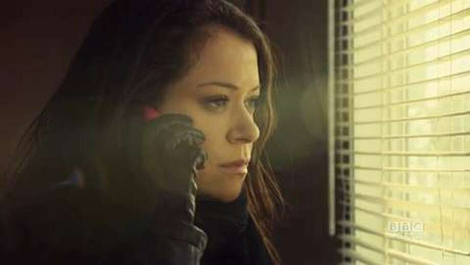 "Best Actress in a TV series, dramaTatiana Maslany in ""Orphan Black"""