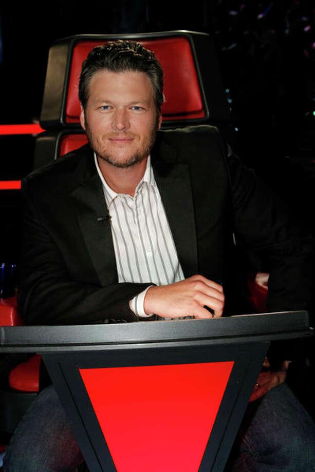 Blake Shelton 'The Voice': $4 million per cycle REALITY Photo: NBC, Trae Patton/NBC / 2013 NBCUniversal Media, LLC