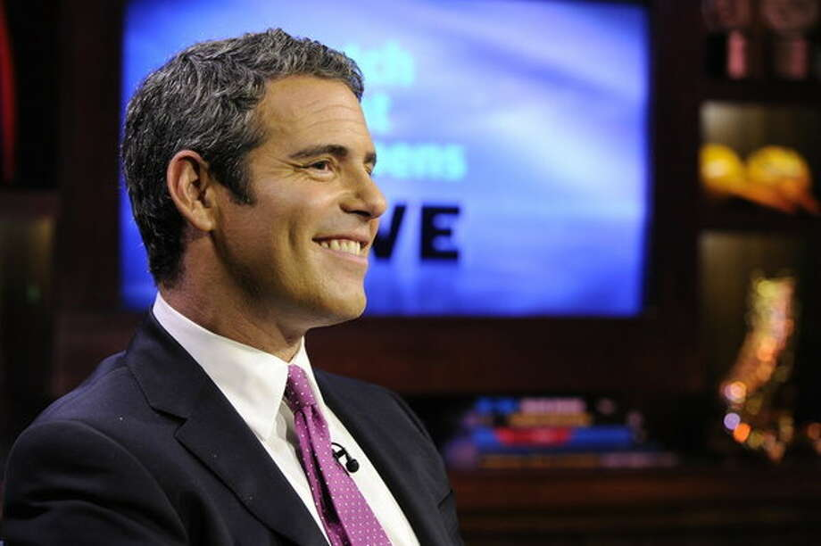 Andy Cohen 'Watch What Happens Live': $2 million per year LATE NIGHT Photo: Charles Sykes, Charles Sykes/Bravo / ? Bravo
