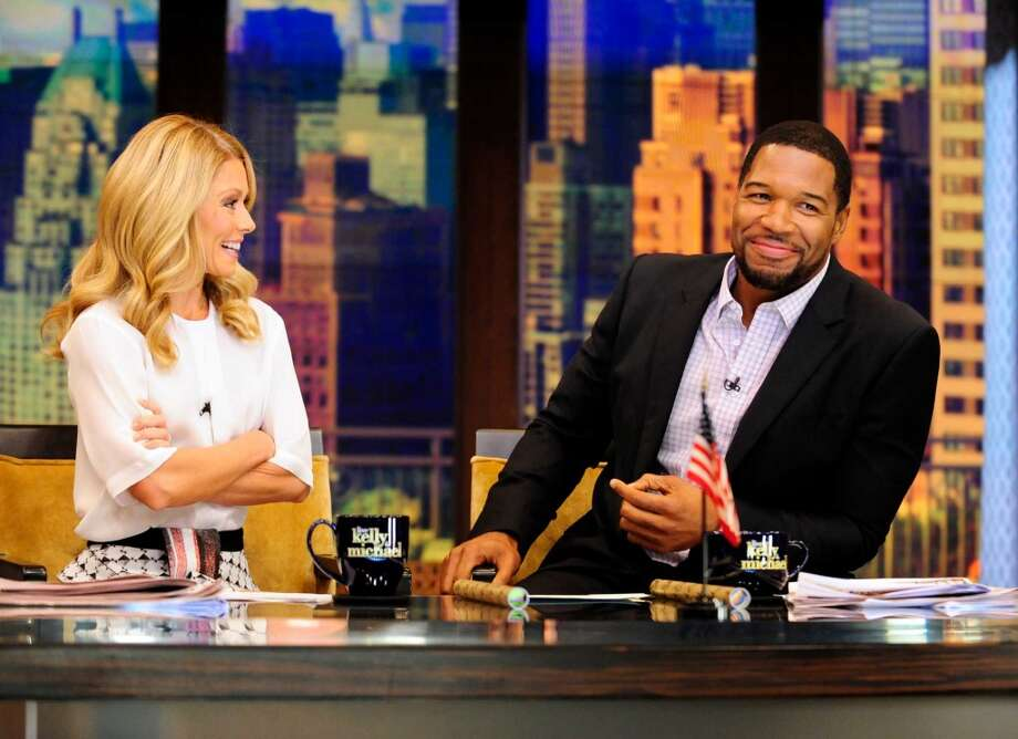 Michael Strahan 'Live with Kelly and Michael': $4 million per year