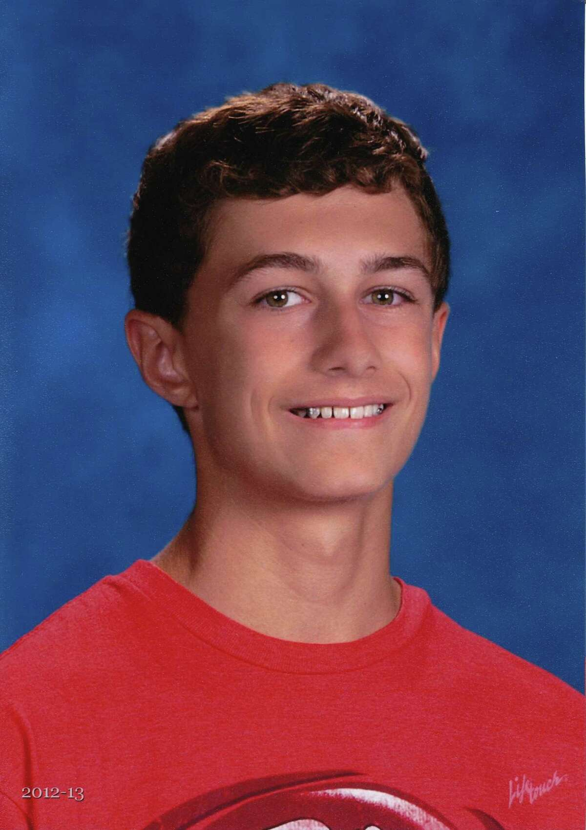 Andrew Porter is a senior at Friendswood High School.