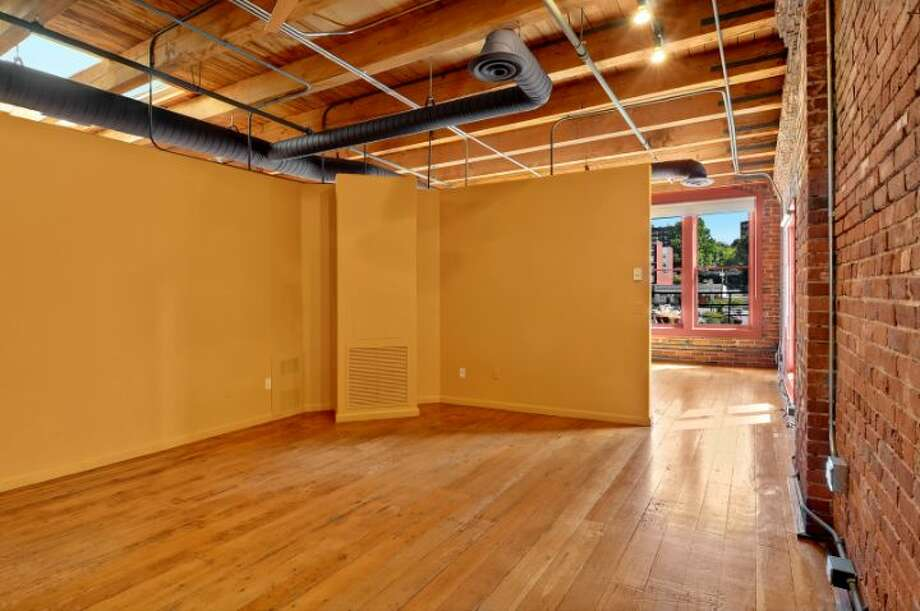Room of 210 3rd Ave. S., unit 5d. It's listed for $1.15 million. Photo: Courtesy Jeff J. Reynolds, Windermere Real Estate