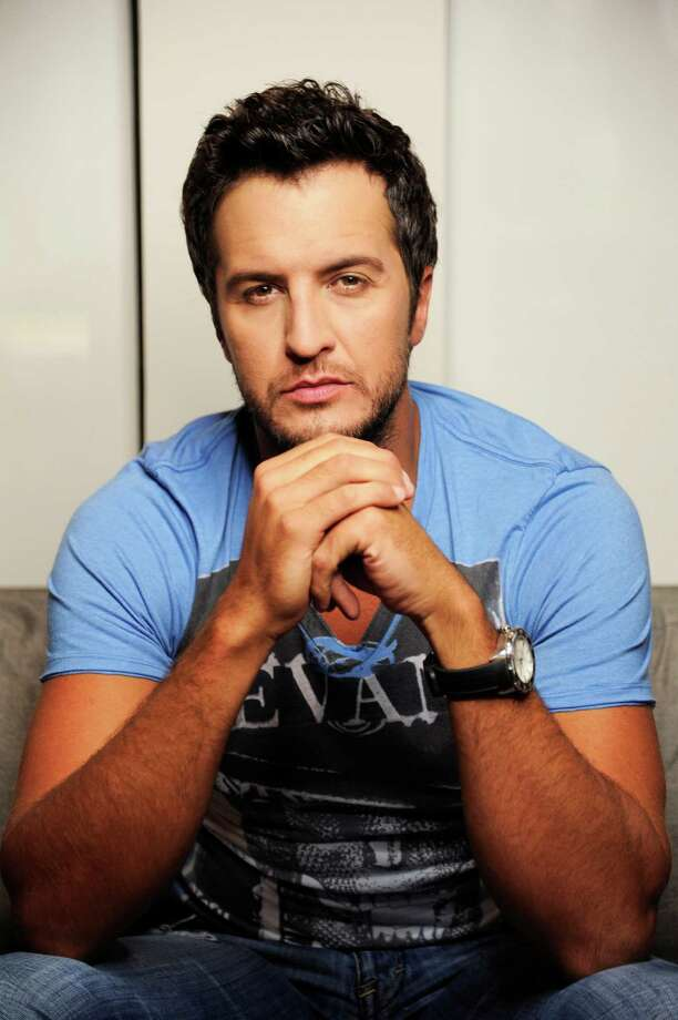 In this Tuesday, July 16, 2013 photo, Luke Bryan poses for a portrait at Audio Productions in Nashville, Tenn. Bryan has taken an unusual approach to the business side of his career since winning the Academy of Country Music's entertainer of the year in April: He's turning down almost everything. (Photo by Donn Jones/Invision/AP) ORG XMIT: TNDJ105 Photo: Donn Jones / Invision