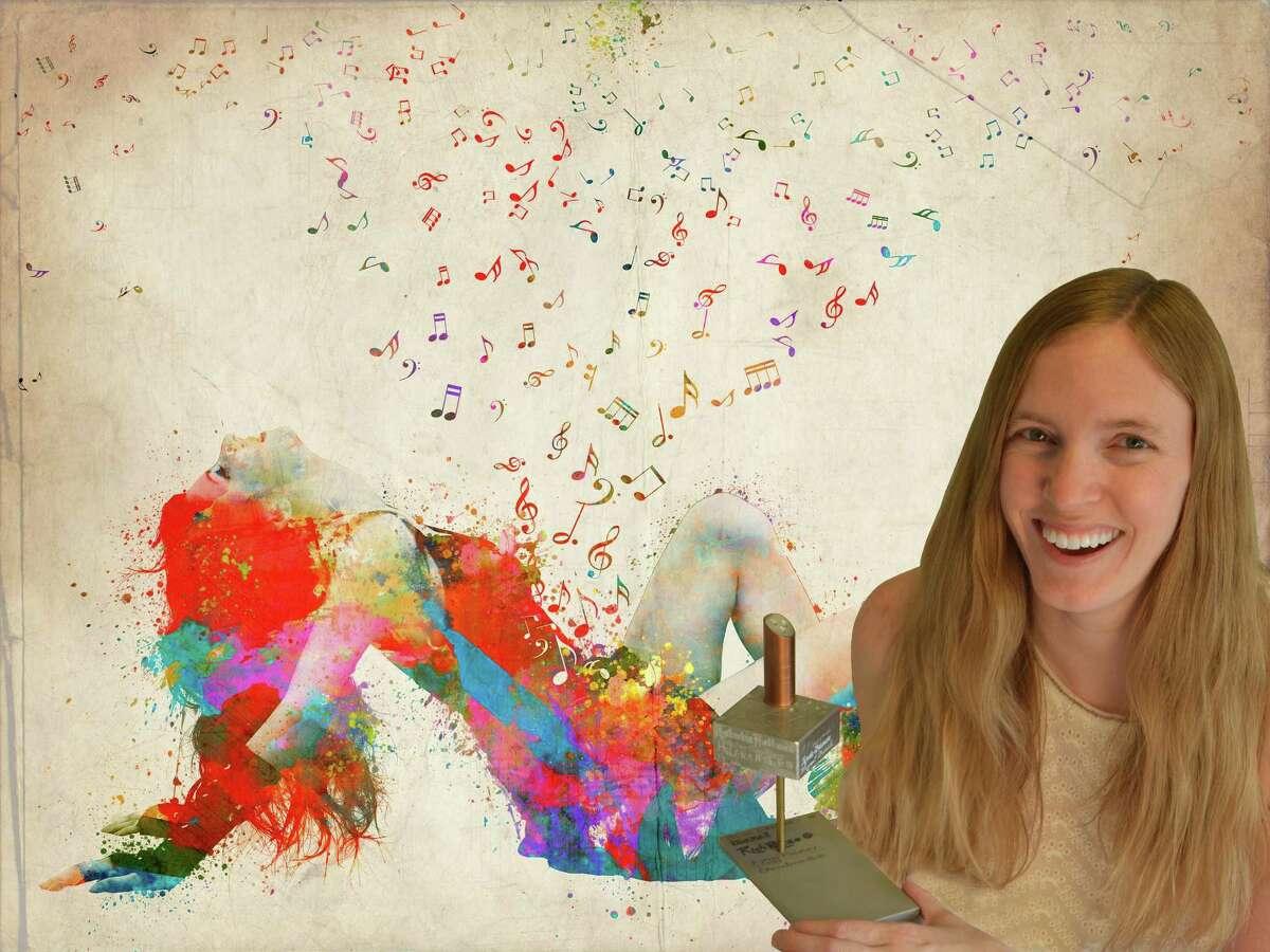 Lawndale Art Center member artist Nikki Smith recently won the traveling Fine Art America Artistic Merit Award for