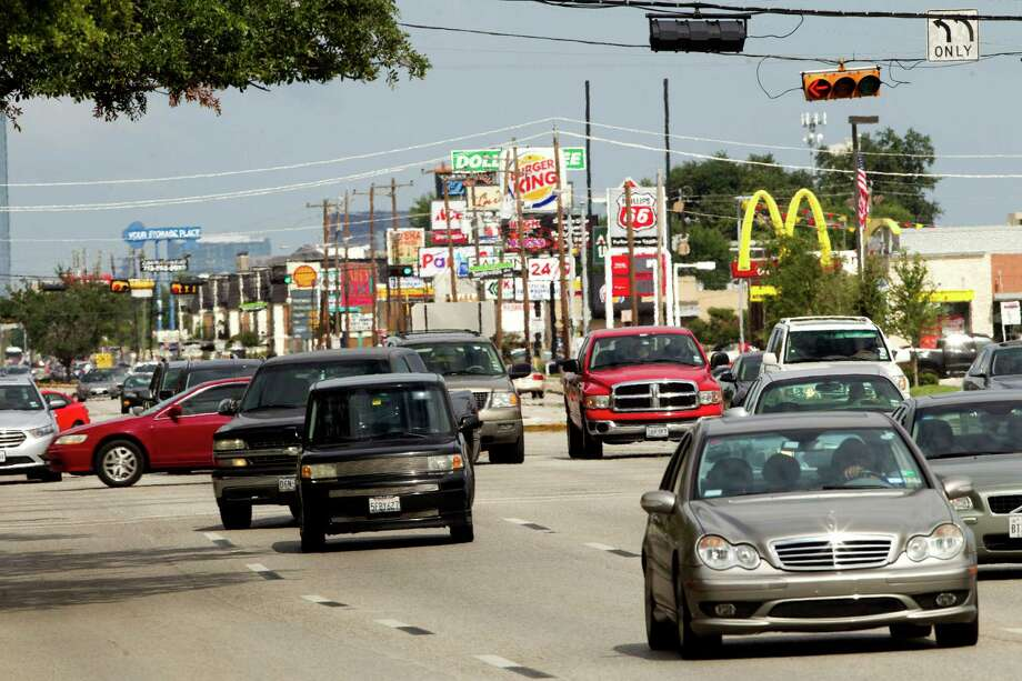 The Harris County Tax Assessor-Collector's Office registers about 3.2 million vehicles each year. Photo: Brett Coomer, Houston Chronicle / © 2013 Houston Chronicle
