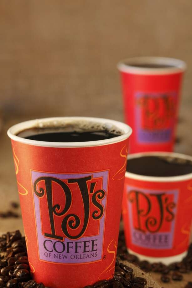 Click through these pictures to check out the best coffee shops around Houston--> PJ's Coffee was founded in New Orleans in 1978 and now has more than 65 locations in Greater New Orleans and Louisiana.