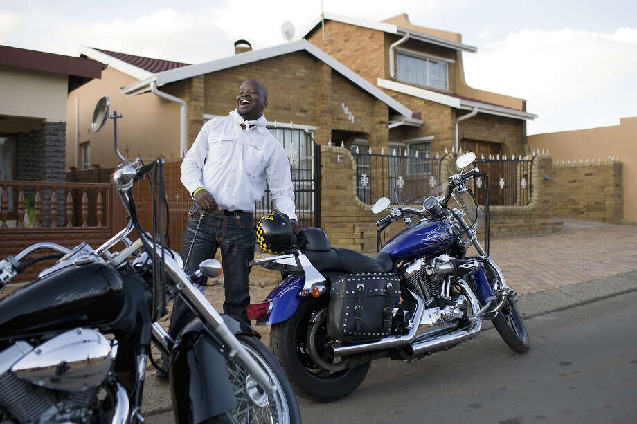 Soweto, South Africa. Photo: Per-Anders Pettersson, Getty Images / 2009 Per-Anders Pettersson