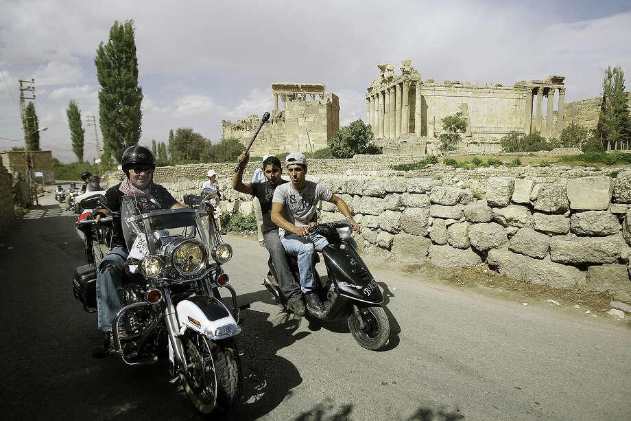Bekaa Valley, Lebanon. Photo: JOSEPH EID, AFP/Getty Images / 2010 AFP
