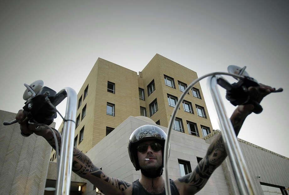 Beirut. Photo: JOSEPH EID, AFP/Getty Images / 2012 AFP