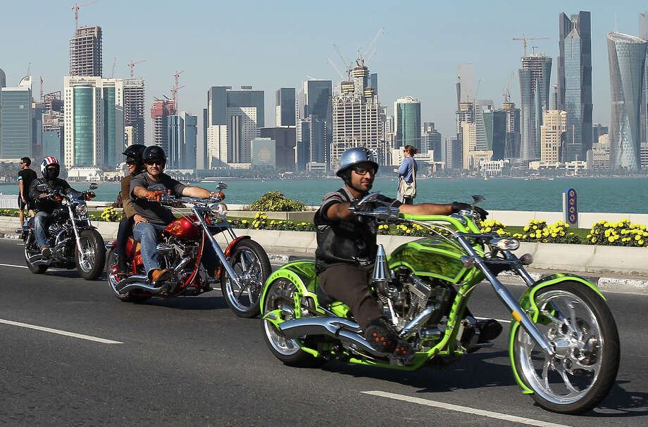 Tour of Qatar. Photo: MARWAN NAAMANI, AFP/Getty Images / 2013 AFP
