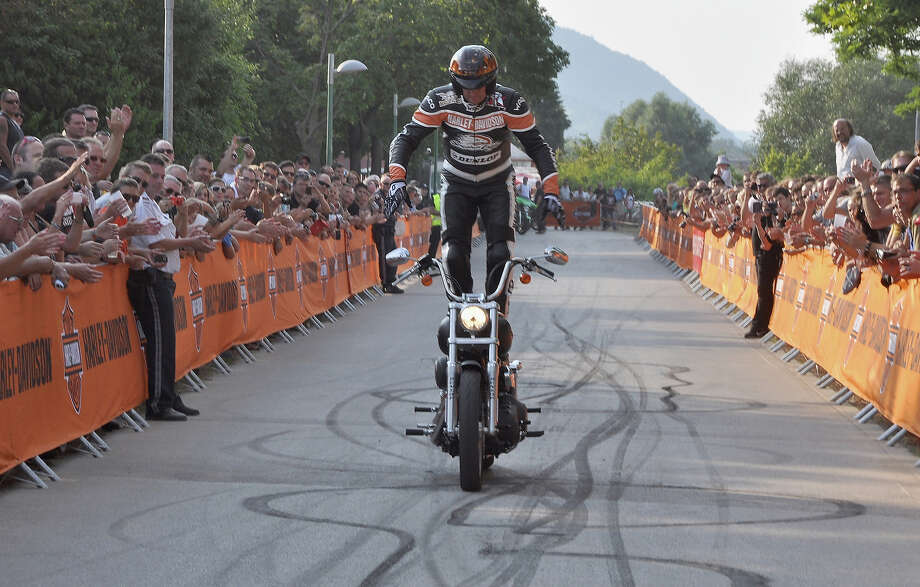 Vienna Harley Days. Photo: Manfred Schmid, Getty Images / 2013 Manfred Schmid