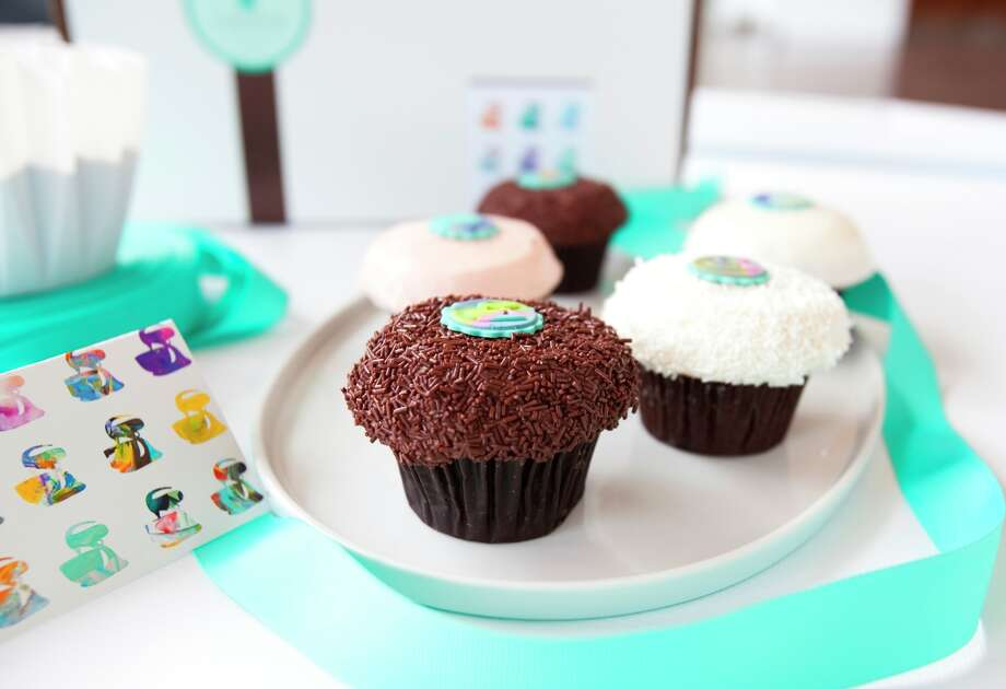 Crave cupcakes will donate part of its sales to the Arts in Medicine program during the first two weeks of September. Photo: Provided By Crave Cupcakes
