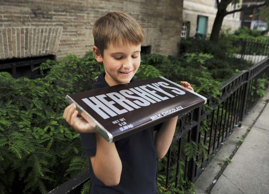 10 most-respected brands of 2013  3. Hershey's Photo: Boston Globe, Boston Globe Via Getty Images
