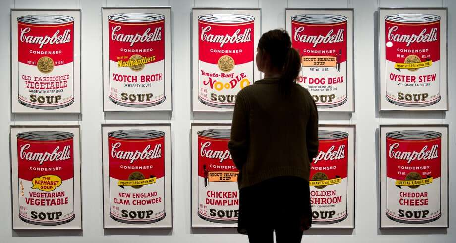 10 most-respected brands of 2013  8. Campbell's Soup Company Photo: LEON NEAL, AFP/Getty Images
