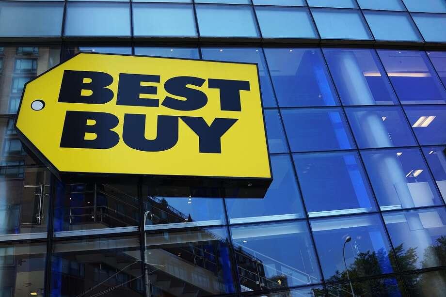 10 least-respected brands of 20136.Best Buy Photo: Spencer Platt, Getty Images