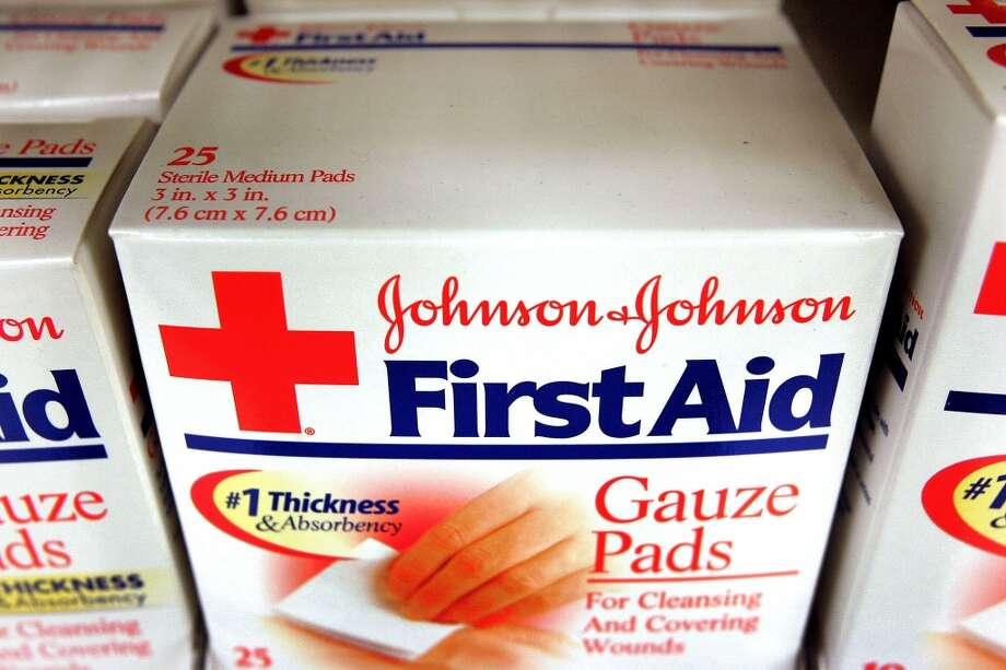 10 most-respected brands of 2013 6. Johnson & Johnson Photo: Tim Boyle, Getty Images