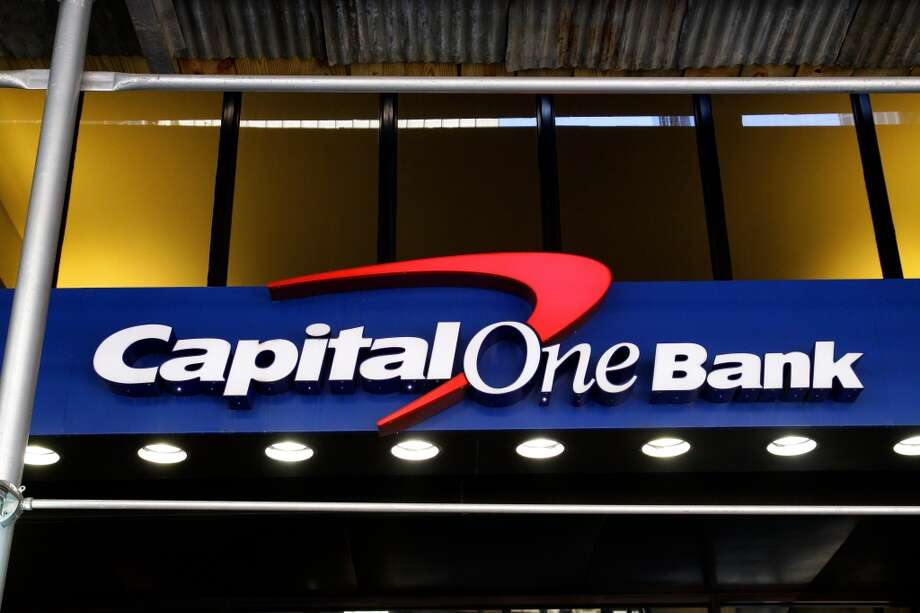 The lawsuit, filed this week in U.S. District Court in Houston by the local chapters of the NAACP and LULAC, the League of United Latin American Citizens, alleges that Capital One violated federal fair housing and credit laws. Photo: Raymond Boyd, Getty Images