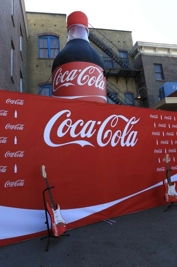 10 most-respected brands of 2013  1. (tie) Coca-Cola Photo: Mike Windle