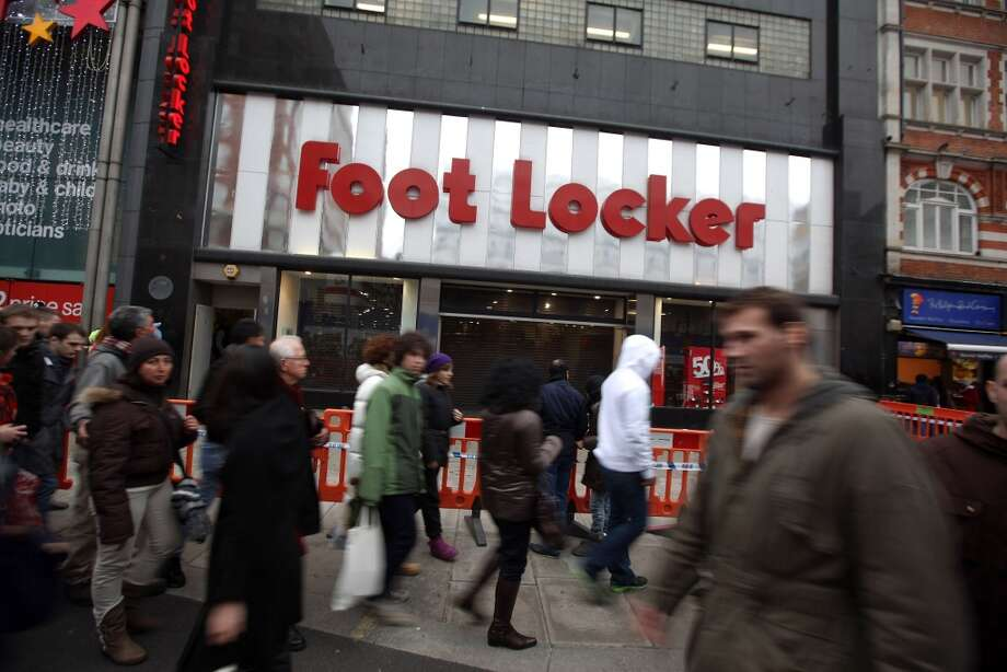 10 least-respected brands of 201310.Foot Locker Photo: Peter Macdiarmid, Getty Images