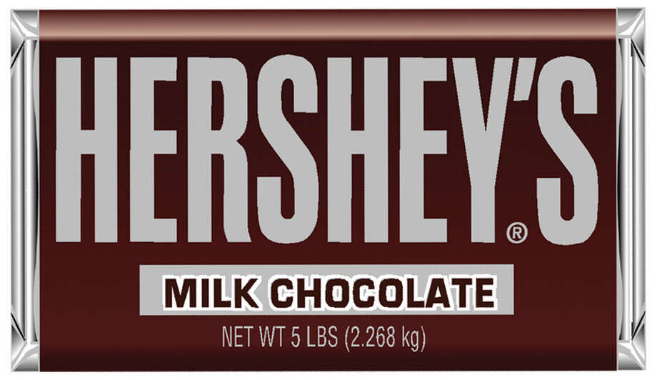 Hershey's was second.