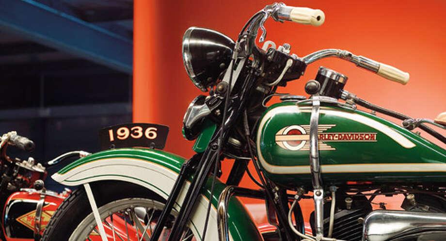 Harley-Davidson rode in at third.