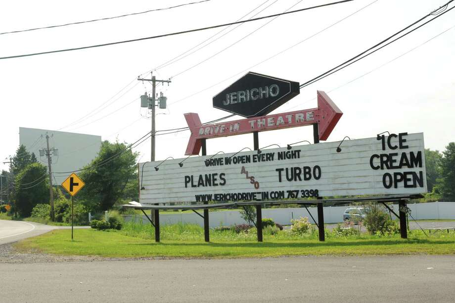 The Jericho Drive-In is in need of money to switch from actual film to digital in order to stay open on Wednesday Aug. 21, 2013 in Glenmont, N.Y. (Michael P. Farrell/Times Union) Photo: Michael P. Farrell / 00023589A
