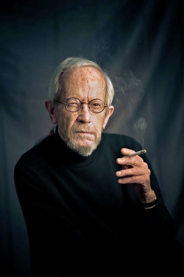 Novelist Elmore Leonard died Tuesday at 87. Photo: Dan Borris / New York Times