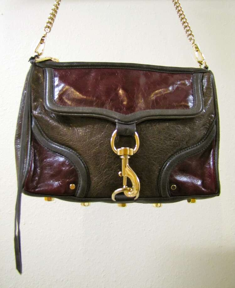 M.A.C. Clutch, Rebecca Minkoff, $262.50, S & M Family Outlet, Beaumont Photo: Cat5