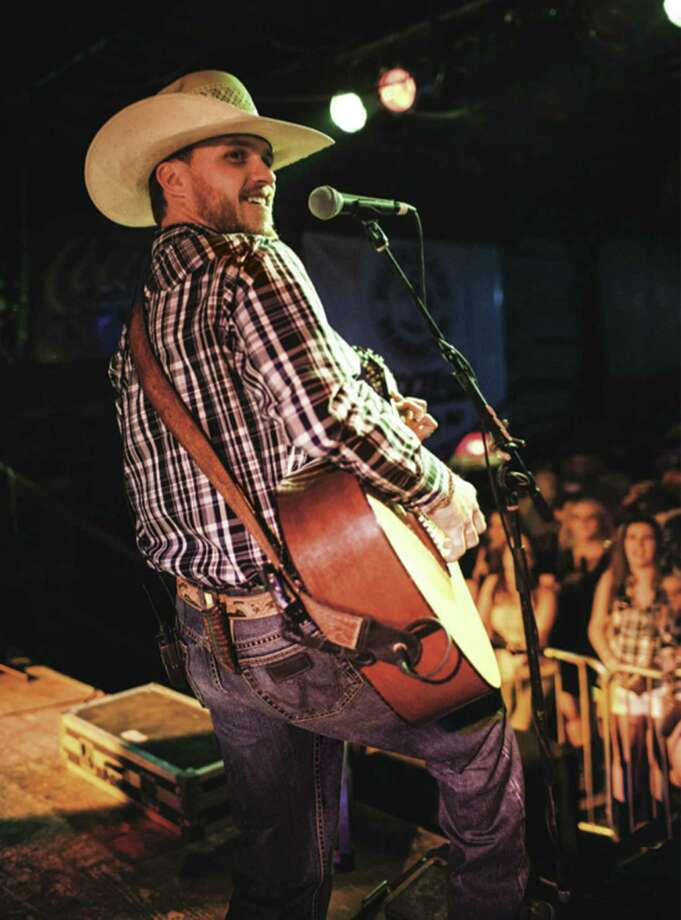 Cody Johnson will perform Saturday night at the Gillespie County Fair.