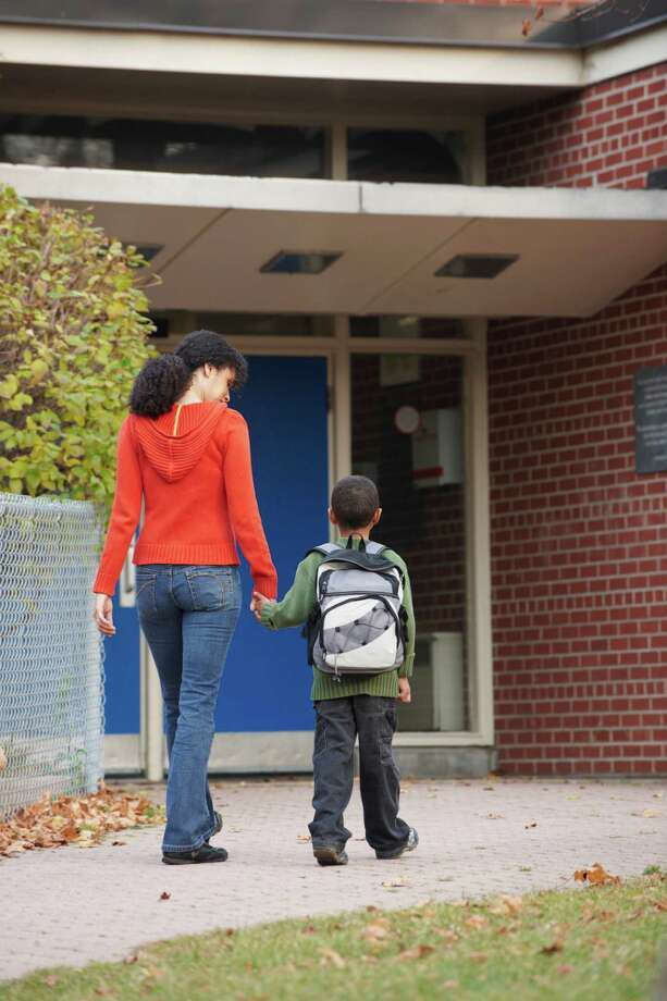Get your child registered.Most schools are doing this now, so contact your child's school district ASAP for information.  Click here to find your school district and get contact information for the major area districts. Photo: LWA, The Image Bank Via Getty Images / (c) LWA