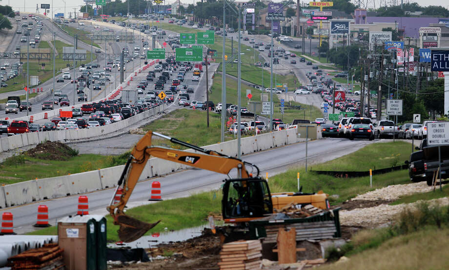 Watch out for construction. Streets are torn up all over town. Check for construction closures on your route to school to prevent your child from being tardy.