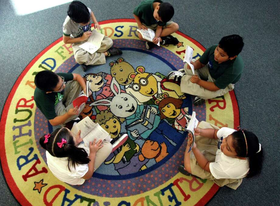 Make sure summer reading is done.Many schools ask students to read throughout the school year, even during the summer. Check with the district to see if your child has reading due at the beginning of the year, and if so, an emergency trip to your nearest San Antonio Public Library branch may be in order. Photo: HELEN L. MONTOYA, San Antonio Express-News / SAN ANTONIO EXPRESS-NEWS